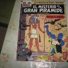 Cómics: LAS AVENTURAS DE BLAKE Y MORTIMER Nº 1.. Lote 20743811