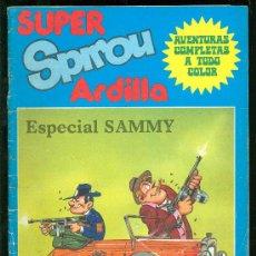 Cómics: SUPER SPIROU ARDILLA. AVENTURAS COMPLETAS A TODO COLOR. APARICION QUINCENAL. Nº 2. 1980.. Lote 83049710
