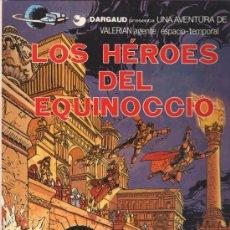 Cómics: VALERIAN Nº 7 LOS HEROES DEL EQUINOCCIO MEZIERES-CHRISTIN GRIJALBO. Lote 23691097
