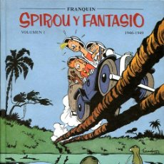 Comics: SPIROU Y FANTASIO - VOLUMEN 1 (1946-1949) - PLANETA - 2002. Lote 46401037