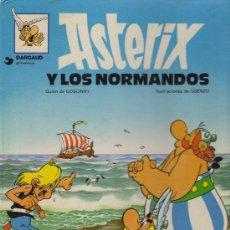 Cómics: ASTÉRIX Nº 8 - ASTÉRIX Y LOS NORMANDOS. Lote 21248716