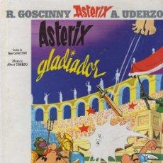 Cómics: ASTÉRIX Nº 4- ASTÉRIX GLADIADOR. Lote 21248920