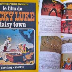 Cómics: LE FILM DE LUCKY LUKE DAISY TOWN. GOSCINNY, MORRIS. 1972. ED PEG. Lote 21317621
