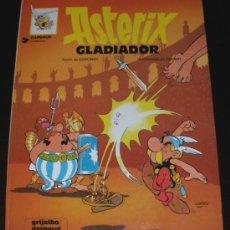 Cómics: ASTERIX GLADIADOR - Nº 4 - 1968 DARGAU EDITEAUR, 1980 GRIJALBO - 48 PAGINAS - 30 X 23 CMS - EN MUY . Lote 21338546