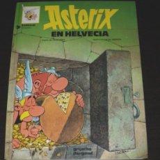 Cómics: ASTERIX EN HELVECIA - Nº 16 - 1970 DARGAU EDITEAUR, 1980 GRIJALBO - 48 PAGINAS - 30 X 23 CMS - EN M. Lote 21338624