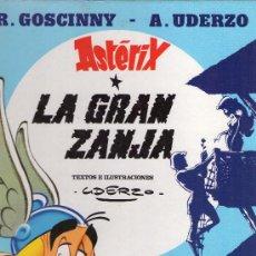 Cómics: 695- ASTERIX EN LA GRAN ZANJA. Lote 27139622