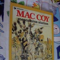Cómics: MAC COY,MESCALEROS STATION, DARGAUD, TOMO 15. Lote 21949064