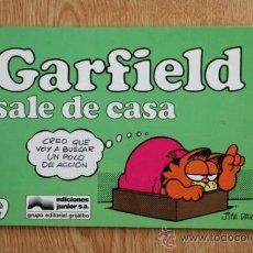 Cómics: GARFIELD SALE DE CASA. Nº 9. . Lote 26103066