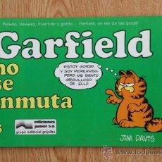 Cómics: GARFIELD NO SE INMUTA. Nº 3. . Lote 26995324