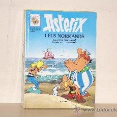 Cómics: ASTERIX I ELS NORMANDS CATALAN - INGLES--GRIJALBO AÑO 1996 NO 8. Lote 23149266