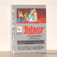 ASTERIX I CLEOPATRA CATALAN INCLES- GRIJALBO AÑO 1996 No 7