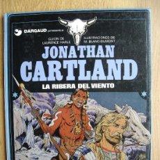 Cómics: JONATHAN CARTLAND. LA RIBERA DEL VIENTO. Nº 3. LARENCE HARLE Y M. BLANC-DUMONT. Lote 27307358