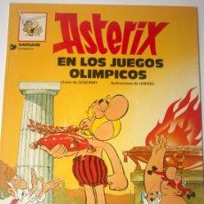 Cómics: ASTERIX EN LOS JUEGOS OLIMPICOS VINTAGE 1980 - GRIJALBO. Lote 27628995