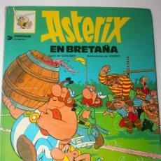 Cómics: ASTERIX EN BRETAÑA VINTAGE 1980 - GRIJALBO. Lote 27628997