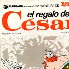 Cómics: ASTERIX Nº EL REGALO DEL CESAR DE GRIJALBO. Lote 23697452