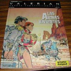 Cómics: VALERIAN AGENTE ESPACIO-TEMPORAL Nº 14 LAS ARMAS VIVIENTES. C4476. Lote 23864713