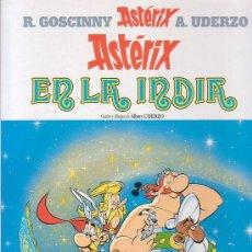 Cómics: ASTERIX EN LA INDIA / AUTORES : UDERZO - GOSCINNY , ED. JUNIOR / GRIJALBO. Lote 52286603