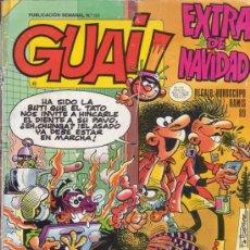 Cómics: GUAI! EXTRA DE NAVIDAD 1989. Nº 123. . Lote 109462743