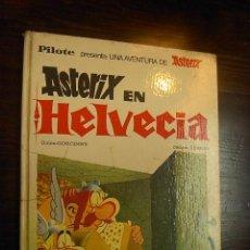 Cómics - Asterix en Helvecia, Pilote, Bruguera, 1970 - 24240966