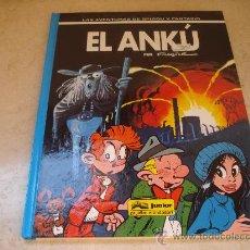 Cómics: SPIROU Y FANTASIO - EL ANKU - JUNIOR 1995. Lote 24512175