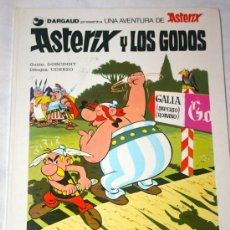Cómics: ASTERIX Y LOS GODOS - GRIJALBO 1980 VINTAGE. Lote 27564266