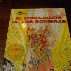Cómics: VALERIAN AGENTE ESPACIO TEMPORAL, EL EMBAJADOR DE LAS SOMBRAS, Nº 4. ED. GRIJALBO. Lote 24794960