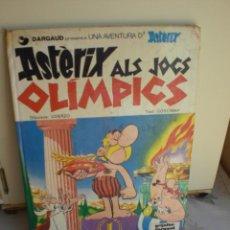 Cómics: ASTERIX ALS JOCS OLÍMPICS 1980. Lote 28261245