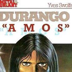 Cómics: AMOS DE LA SERIE DURANGO DE YVES SWOLFS. Lote 26911740