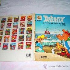 Cómics: ASTERIX I ELS NORMANDS Nº 8. GRIJALBO, 1984. EN CATALA. Lote 26708414