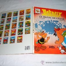 Fumetti: ASTERIX Nº 21. UNA AVENTURA D' ASTERIX, EL REGAL DEL CESAR. EN CATALA. GRIJALBO 1982. Lote 26708416