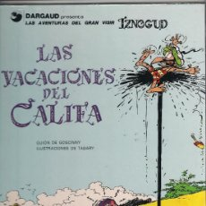 Cómics: IZNOGUD . TOMO 12 . LAS VACACIONES DEL CALIFA . Lote 25263863