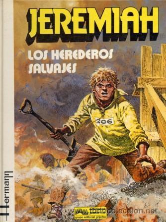 JEREMIAH Nº3 (Tebeos y Comics - Grijalbo - Jeremiah)