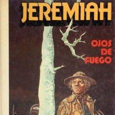 Cómics: JEREMIAH Nº4 (GRIJALBO) PASTA DURA. Lote 26130731