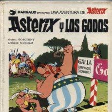 Cómics: ASTERIX Y LOS GODOS. GRIJALBO 1980.. Lote 26155935