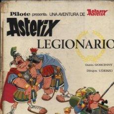 Cómics: ASTERIX LEGIONARIO. BRUGUERA 1969.. Lote 26156313