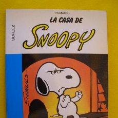 Cómics: LA CASA DE SNOOPY. SCHULZ CHARLES M. GRIJALBO - DARGAUD 16X22. Nº13. Lote 26457753