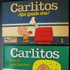 Cómics: COLECCION CARLITOS (20 VOLÚMENES) DEL Nº 1 AL 20. Lote 26726244
