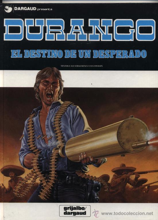 DURANGO Nº 6. (Tebeos y Comics - Grijalbo - Durango)