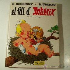 Cómics: ASTERIX EL FILL D´ASTERIX EN CATALAN Nº 27. Lote 27204806
