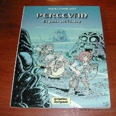 Cómics: (JC) PERCEVAN, Nº 4, EL PAIS DE ASLOR. TAPA DURA . ED. JUNIOR. GRIJALBO. Lote 27299044