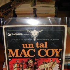 Cómics: UN TAL MAC COY GRIJALBO-DARGAUD. Lote 27766165