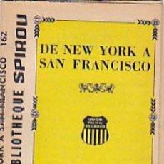 Cómics: MINI BIBLIOTECA SPIROU DE NEW YORK A SAN FRANCISCO. Lote 27796701