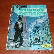 Cómics: VALERIAN Nº 6 MUNDOS FICTICIOS (GRIJALBO/DARGAUD) TAPA DURA (JC). Lote 27813675