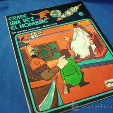 Cómics - ERASE UNA VEZ..... EL HOMBRE Nº 6 - EDICIONES JUNIOR GRIJALBO - 27959526
