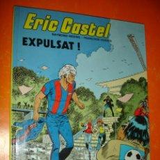 Comics: ERIC CASTEL Nº 3 EXPULSAT ! 1980 GRIJALBO - JUNIOR .. Lote 27984533