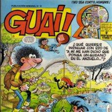Cómics: GUAI ! - Nº 9 - EDICIONES JUNIOR / GRIJALBO. Lote 28176563