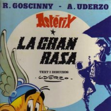 Fumetti: ASTERIX - LA GRAN RASA - GOSCINNY / UDERZO - 1980 - JUNIOR - GRIJALBO - EN CATALÁN. Lote 28242176