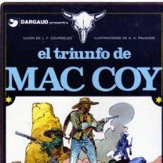 Cómics: .MAC COY # 4 EL TRIUNFO DE MAC COY (GRIJALBO). Lote 32927746