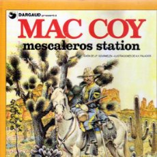 Cómics: .MAC COY # 15 MESCALEROS STATION (GRIJALBO) - CJ113. Lote 28313351