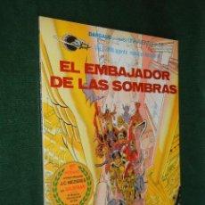 Cómics: VALERIAN N.5 EL EMBAJADOR DE LAS SOMBRAS - ED.GRIJALBO 1980 - RUSTICA. Lote 97362592